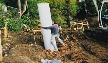 construction cardboard tubes