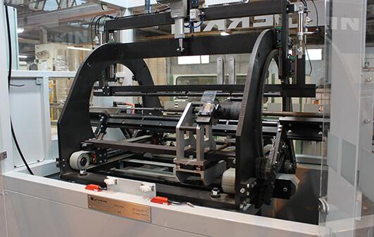 cardboard tube factory